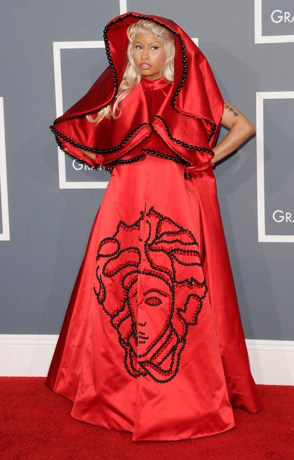 Nicki Minaj (2012).