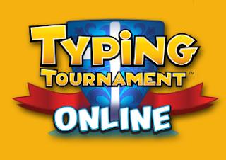 typing tournament logo