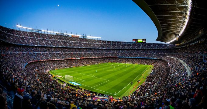 Barcelona set to allow 40,000 fans to attend Bayern Munich clash