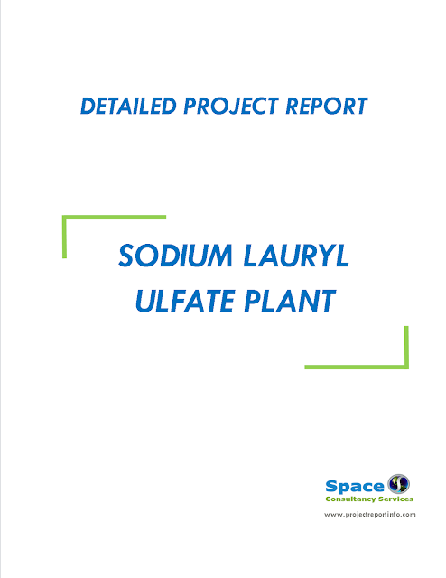 Project Report on Sodium Lauryl Sulfate Plant