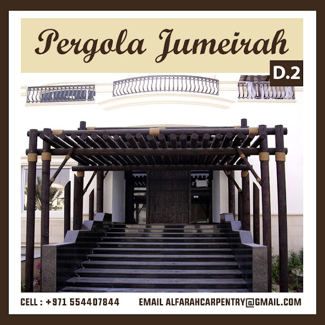 Pergola At Jumeirah Walk , Dubai Project
