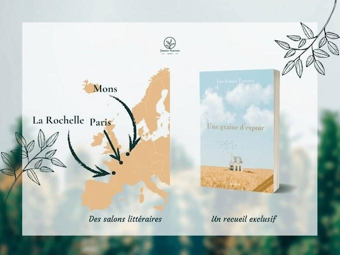 La librairie Jeunes Pousses et son recueil sur l'espoir