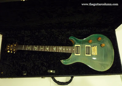 PRS Custom 24 cloudy finish