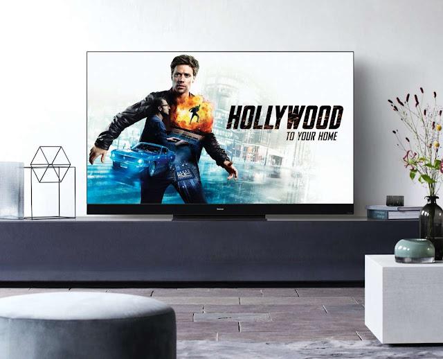شركة Panasonic تكشف عن التلفاز HZ2000 بشاشة Master HDR OLED