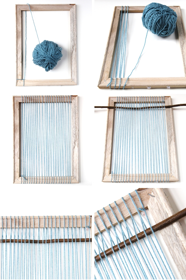 Inspired By Pinterest Weaving Part 1 Tools Amp Looms