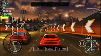 Need For Speed Carbon Own The City Psp Iso Free Download Free