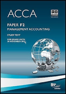 2014-ACCA-F2-STUDY TEXT - MANAGEMENT ACCOUNTING