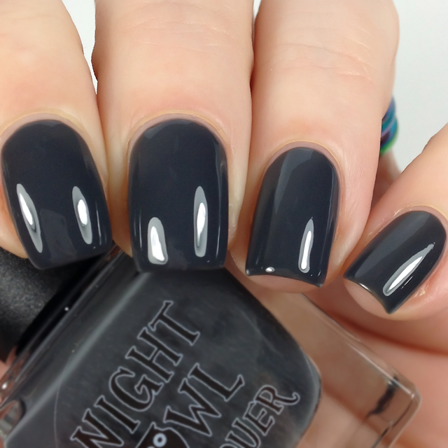 Night Owl Lacquer-Howl At The Moon