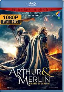 Arturo y Merlin: Caballeros de Camelot (2020) [1080p BRrip] [Castellano-Inglés] [LaPipiotaHD]
