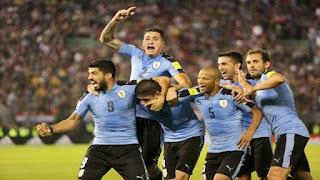 مشاهدة مباراة الأوروجواي والإكوادور