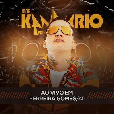 Igor Kannário - Ferreira Gomes - AP - Novembro - 2019