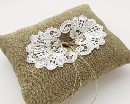 подушка, Wedding Ring pillow