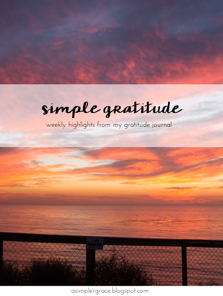 Sharing my #gratefulheart on the blog. What are you feeling grateful for? #gratitude