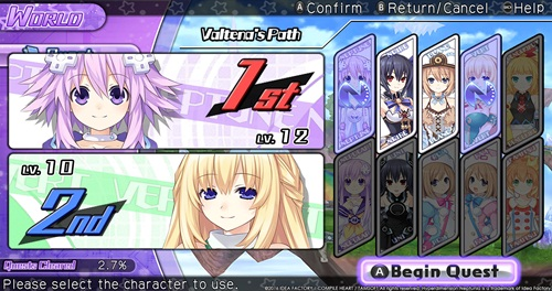 Hyperdimension Neptunia U Action Unleashed - PC (Download Completo em Torrent)