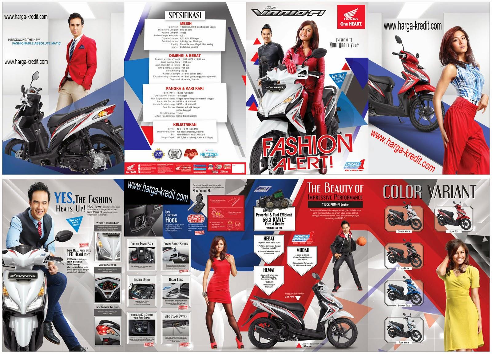 Dealer Kredit Motor Baru Yamaha