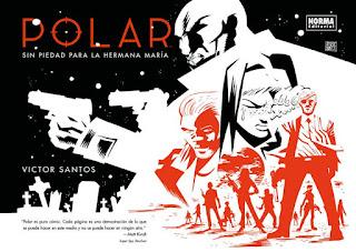 Polar 3 /  Sin piedad para la hermana María
