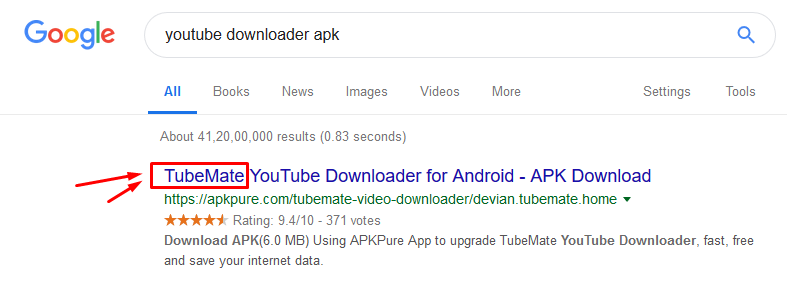 download videos from youtube for android