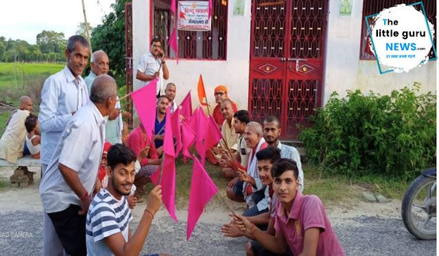 अयोध्या में श्रीराममंदिर के शिलान्यास पर चहुंओर खुशी, लोगों ने घरो में जलाएं दीप, फोड़े पटाखे, बांटी मिठाईयां