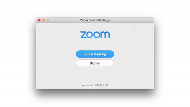 تحميل برنامج زووم للماك - Zoom Meetings