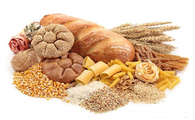 Nhóm thực phẩm chứa tinh bột