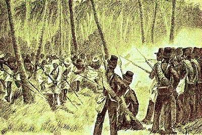 sejarah perang maluku, perang maluku