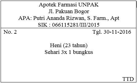 Laporan Praktikum Farmasetika Resep Kapsul Susantokun
