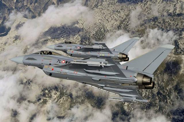 Austrian Eurofighter sale Indonesia