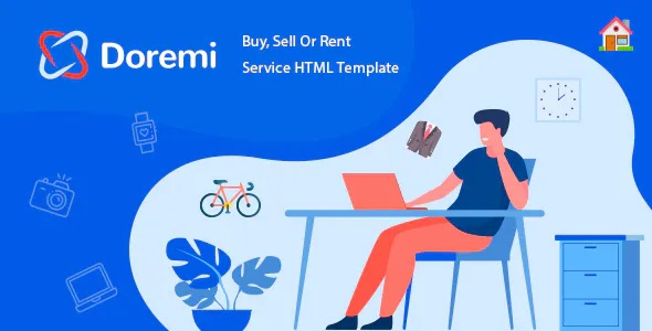 Best Rent Anything HTML Template