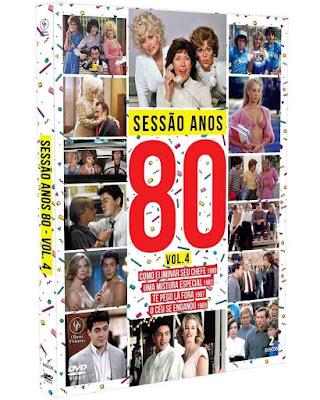 DVD Sessão Anos 80 Volume 4
