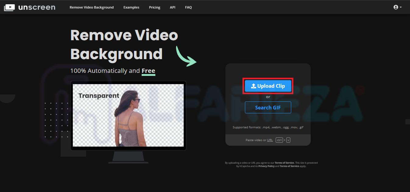 Unscreen-Upload-Clip