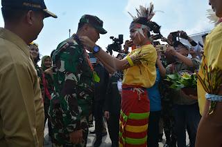 TMMD ke 104 Kodim 0319 Mentawai resmi dibuka