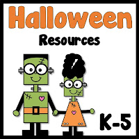 Halloween Theme Resources