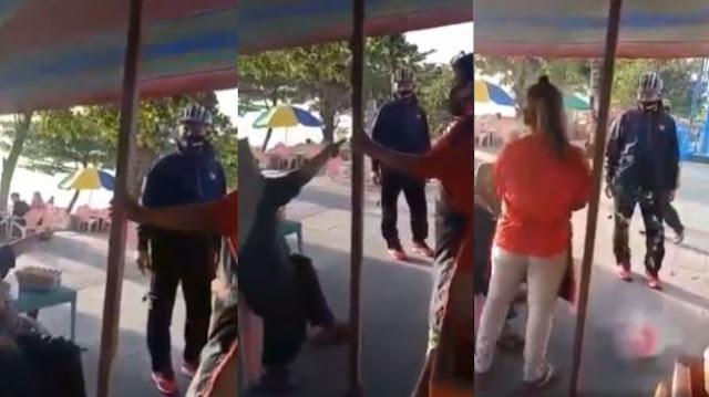 Video Wali Kota Padang Dimarahi Emak-emak PKL Viral, Ini Respons Mahyeldi