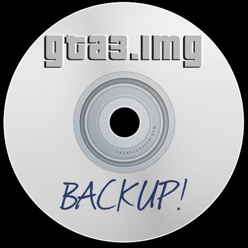 SA - Backup GTA3.img Original