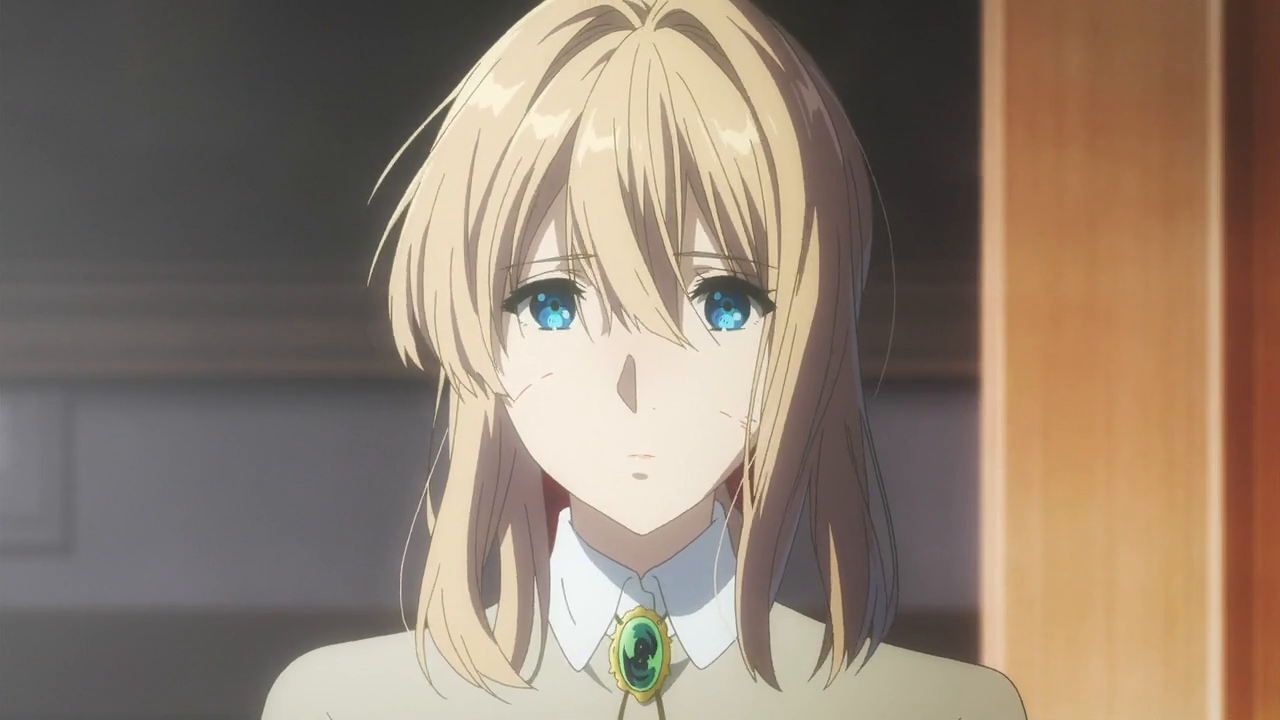 Violet Evergarden Episode 13 Subtitle Indonesia [Final]