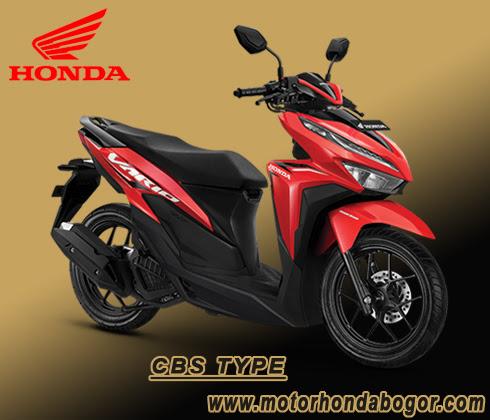 Tempat Kredit Motor Honda Vario 125 Bogor