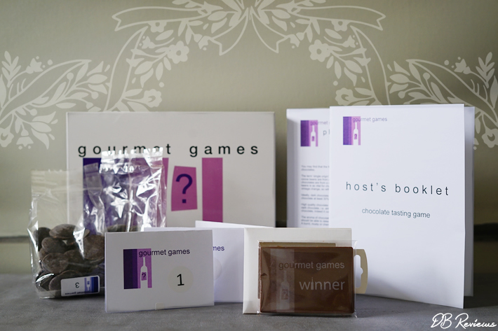 Chocolate Tasting Game from Gourmet Games