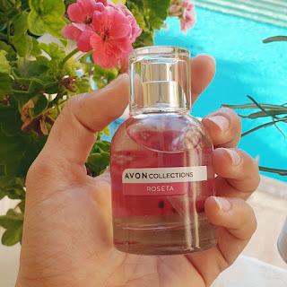 Avon collections roseta edt parfüm kullananlar, gül kokulu parfümler