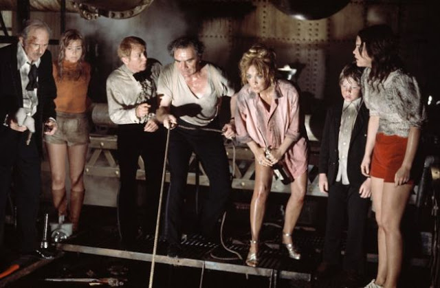 The Poseidon Adventure characters