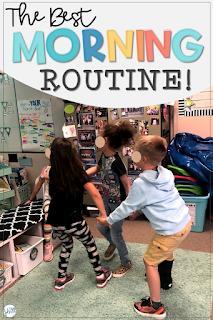 first grade classroom, first grade morning routines, first grade morning meeting