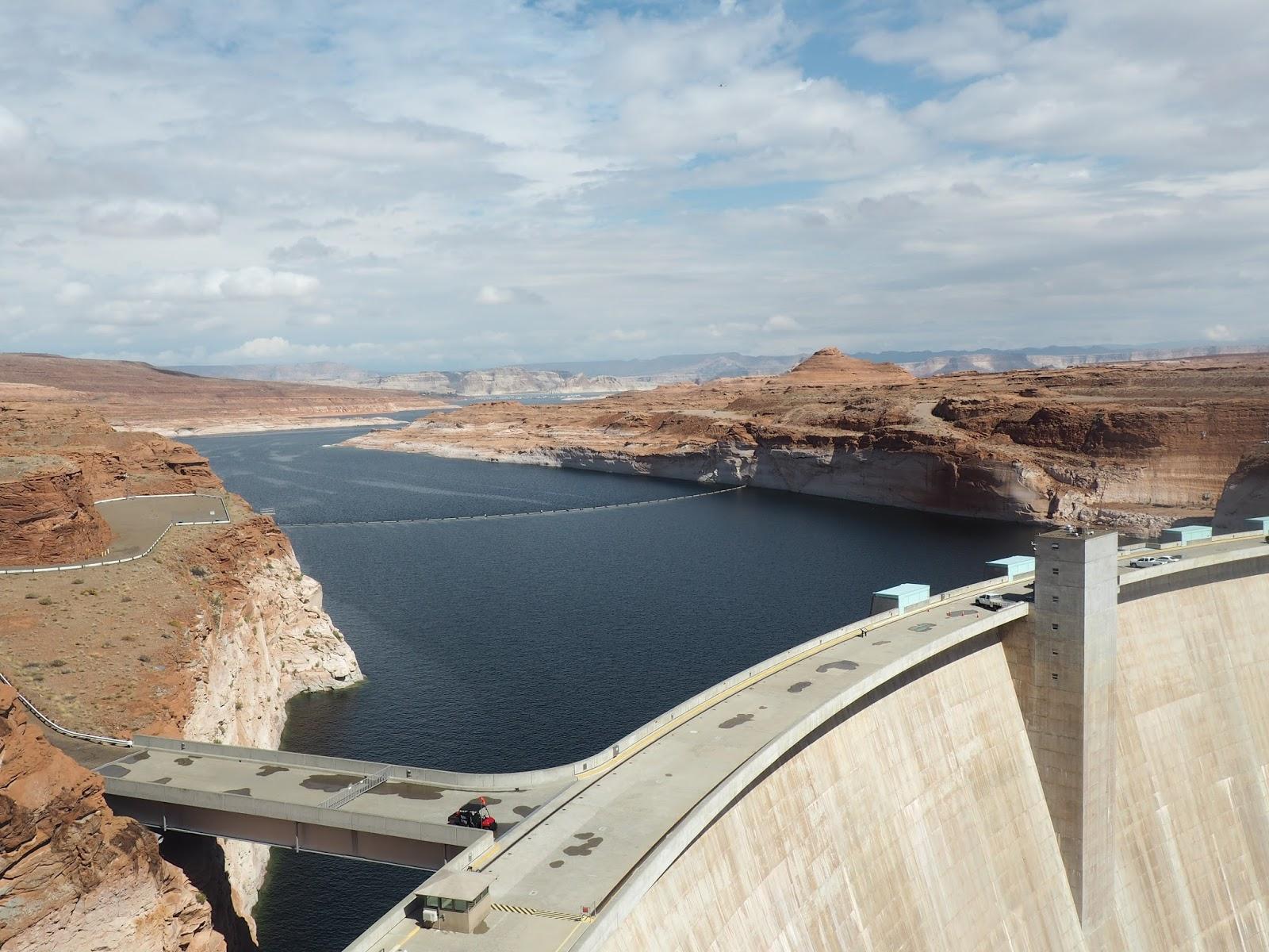Dam in Utah