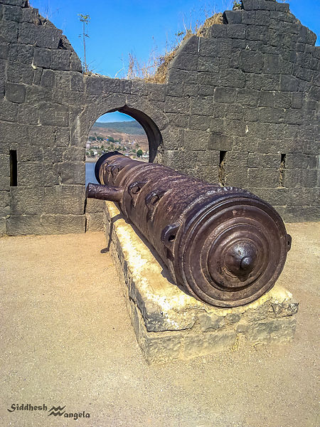 Kalalbangadi top murud janjira fort photo