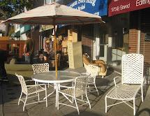Uhuru Furniture & Collectibles Sold - Brown Jordan Patio