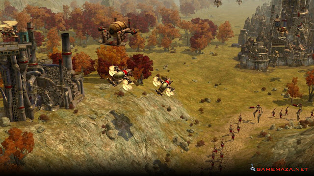 Rise of Nations Rise of Legends Gameplay Screenshot 1