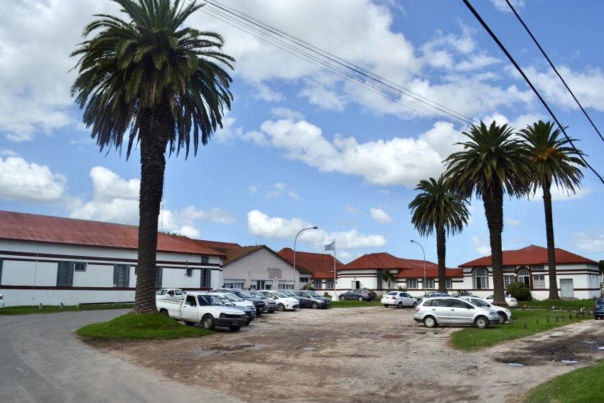 Hospital municipal de general madariaga