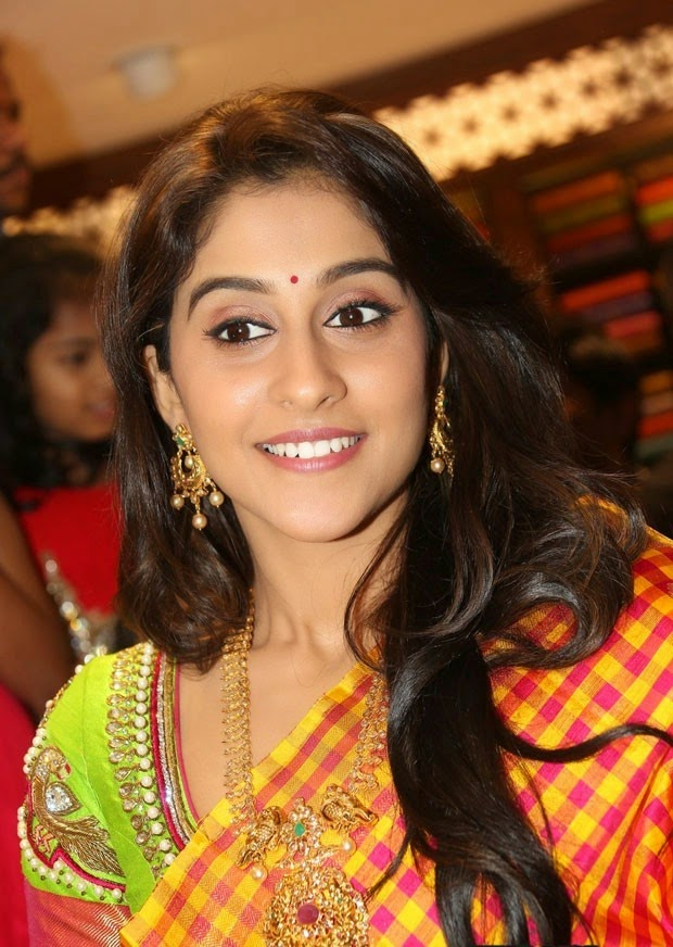 Regina Cassandra Latest Photos In Traditional Saree