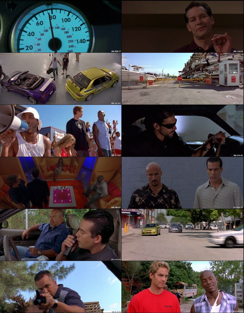 2 Fast & Furious 2 2003