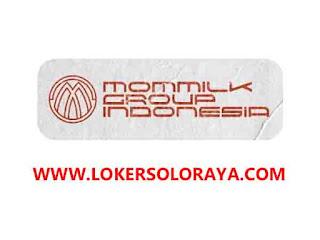 Loker Solo Desain Grafis dan Online Marketing di MomMilk Group Indonesia
