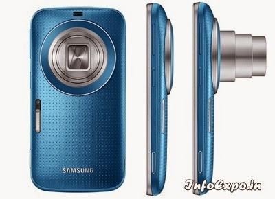 Buy Samsung Galaxy K Zoom 20.7 MP Camera Phone Online India Amazon Shopping