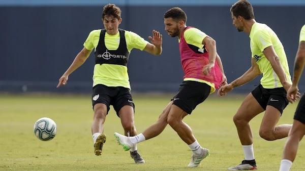 El Málaga entrena hoy en La Quinta Football (9:15)